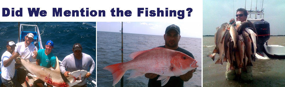 Port Mansfield Charter Fishing